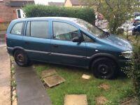 VauxhallZafira20011.6Petrol