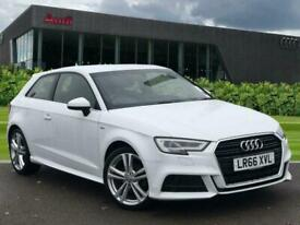 2016 Audi A3 S line 1.4 TFSI cylinder on demand 150 PS 6-speed Hatchback Petrol