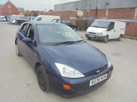 Ford Focus 1.6i 16v LX 5 DOOR - 2000 W-REG - JUST OUT OF MOT
