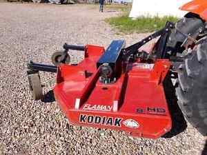 Kodiak 8' HD Rotary Cutter