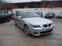 2007 BMW 525 2.5TD Auto d M Sport GT, FULL BMW HISTORY, 1 OWNER FROM NEW