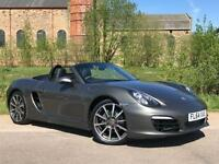 2014 PORSCHE BOXSTER 2.7 24V PDK ONLY 9000 MILES