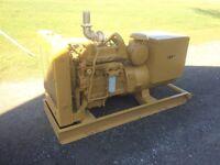 Cat 3306 Diesel 90KW Generator