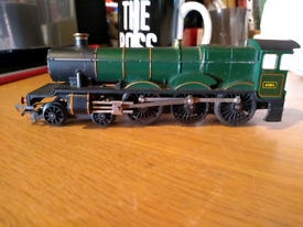 Hornby Albert Hall model train engine