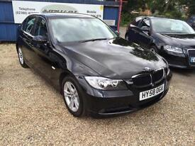 2008 BMW 3 Series 2.0 318d SE Saloon 4dr Diesel Manual (123 g/km, 143 bhp)