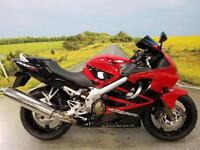 Honda CBR600F6 2007**OXFORD HEATED GRIPS, NEW TYRES, SEAT COWL**