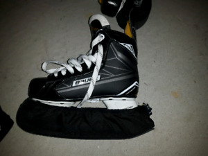 Bauer supreme s150 youth hockey skate size 3 almost brand new pa
