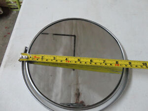 Chrome Mirror on a Chrome steel Mount Post with Other pieces? Kitchener / Waterloo Kitchener Area image 4