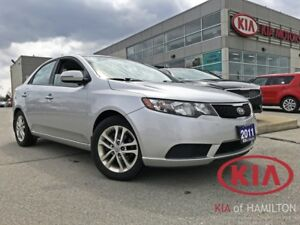 2011 Kia Forte EX | A/C | Sunroof | AS IS