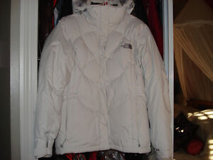 veste en plume d oie the north face