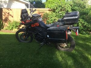 2010 BMW F800GS with many upgrades (trades considered)