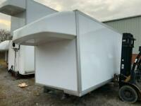 LUTON BOX BODY WITH TAIL LIFT FOR SALE + FITTING SERVICE
