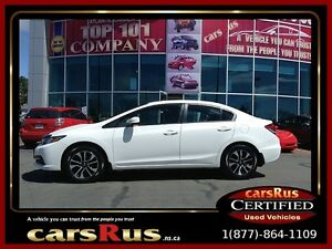 2013 Honda Civic EX We Pay The Tax When You Finance With Us!