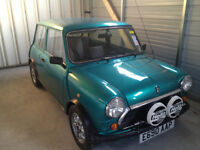 MINI MAYFAIR CLASSIC ROT FREE IMPORT LEFT HAND DRIVE