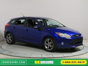 2014 Ford Focus SE HTB NAVIGATION BLUETOOTH MAGS