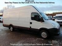 2013 63 IVECO DAILY LWB,126 BHP, FULL SERVICE HISTORY, 5.44M/18FT LOAD LENGTH