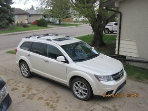 2013 Dodge Journey RT/AWD SUV, Crossover