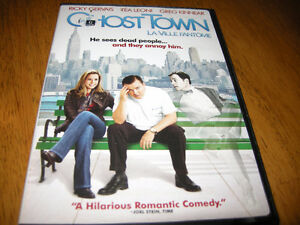 dvd Ghost town