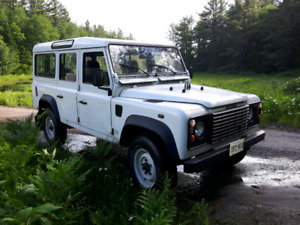 1999 Land Rover Defender 110