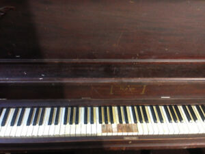 Old piano for sale any offer accepted