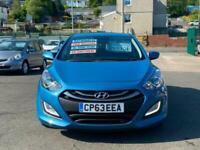 2013 Hyundai i30 1.6 Active 5dr Auto HATCHBACK Petrol Automatic