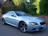 2006 56 BMW M6 5.0 V10 SMG M6..F.S.H..13 SERVICES PERFORMED..STUNNING !!