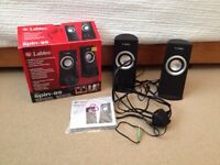 Labtec speakers