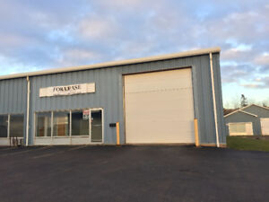 Warehouse/Office Space/Store Front, in Truro Business Park