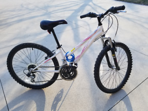 "24"" Female Youth Bike"