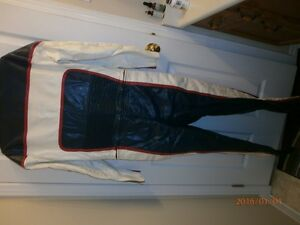 CUSTOM MADE LEATHER SUIT FOR RACING  OR MOTOR CYCLE London Ontario image 2