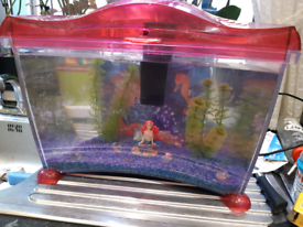 Small starter fish tank 14 litres