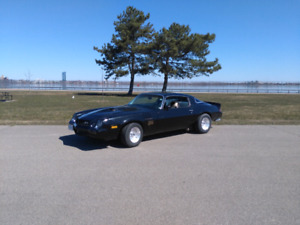 1978 camaro Z28 with 58,000 km seeing whats out there