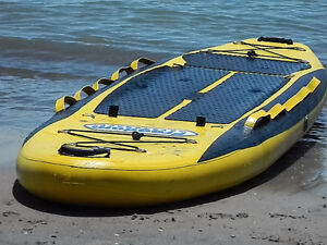 INFLATABLE STAND UP PADDLE BOARD - NEW!