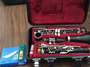 Yamaha clarinet.