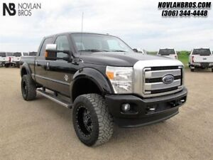 2015 Ford F-350 Super Duty Platinum  - one owner
