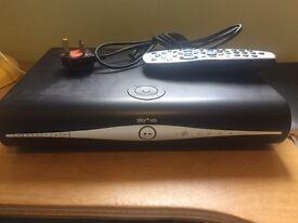 Sky+HD box 500GB DRX890W with remote