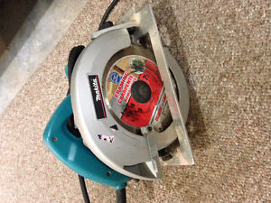 Grinder, Circ. Saw, Drills, and Jig Saw