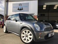2004 Mini 1.6 Cooper S Chili METALLIC GREY with a HUGE SPEC + SERVICE HISTORY