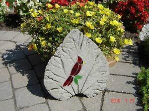 Concrete garden stones (small ) Kingston Kingston Area image 1