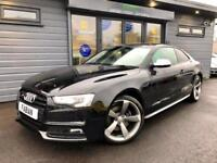 2016 Audi S5 3.0 TFSI 333ps S Tronic quattro Black Edition **B&O - Heated Seats*