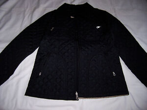 Denver Hayes reversible quilted jacket - new