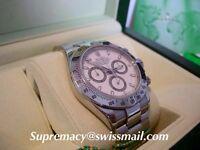 Rolex Daytona Working Chronograph