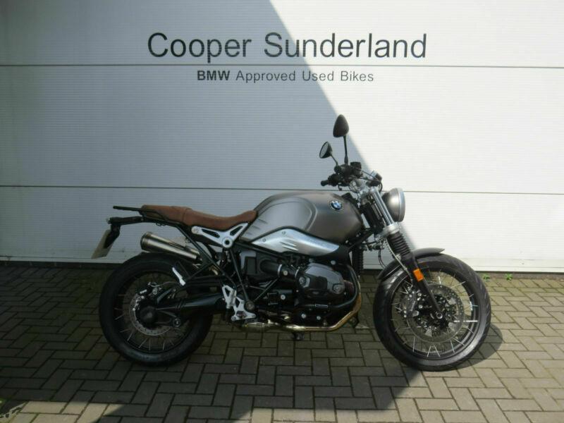 BMW R NINET SCRAMBLER X 2018*24 mth bmw warranty*   in East Boldon, Tyne  and Wear   Gumtree