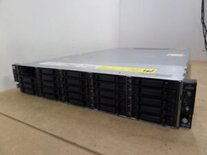 2U Server HP Proliant DL180 G6 &8 Core; 2x Xeon E5520 8GB P410i