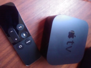 Apple TV 32G with USB Type-C