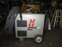 Plasma Cutter Hypertherm Powermax 1650 100 Amp 3 Phase