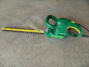 WEED EATER HEDGE TRIMMER