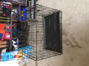 Small dog crate , Ideal for a small dog