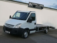 11 IVECO DAILY AUTO 2.3 TD 35S11 LWB RECOVERY TRANSPORTER BREAK DOWN TRUCK VAN