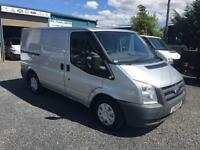 Ford Transit 2.2TDCi ( 115PS ) 6 speed T260 FWD SWB ( Low Roof 2010 10 Reg
